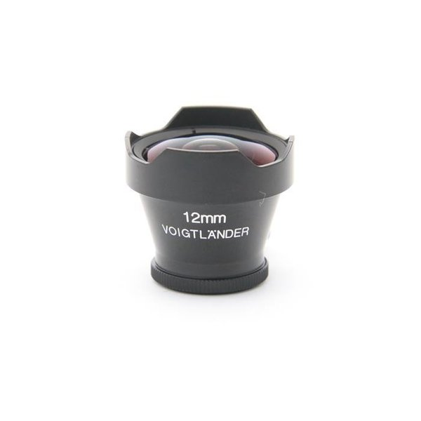 《美品》Voigtlander 12mm View Finder M