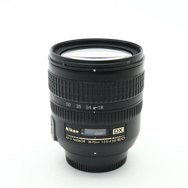 《難有品》Nikon AF-S DX 18-70mm F3.5-4.5G(IF)