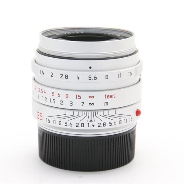 Leica(ライカ) ズミルックス M35mm F1.4 ASPH. シルバーの画像