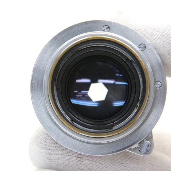 《良品》Leica ズミター L50mm F2 コーティング付 (後期)
