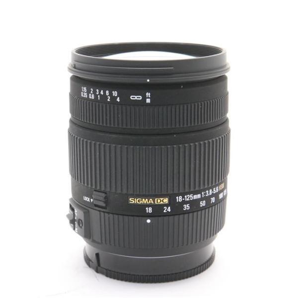 《良品》SIGMA 18-125mm F3.8-5.6 DC HSM(ソニーα用)