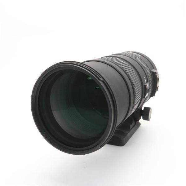 《並品》SIGMA *APO 150-500mm F5-6.3DG OS HSM(キヤノン用)