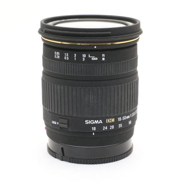 《良品》SIGMA AF 18-50mm F2.8 EX DC (ソニーα用)
