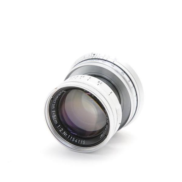 《難有品》Leica ズミクロン M50mm F2 沈胴