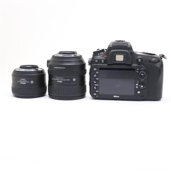 《並品》Nikon D600 ダブルレンズキット