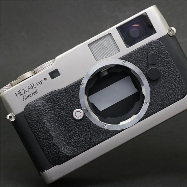 《並品》Konica HEXAR RF Limited (ボディのみ)