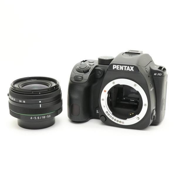 《美品》PENTAX K-70 18-50RE レンズキット|ymapcamera