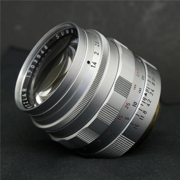 《良品》Leica ズミルックス L50mm F1.4 (オリジナル旧モデル)