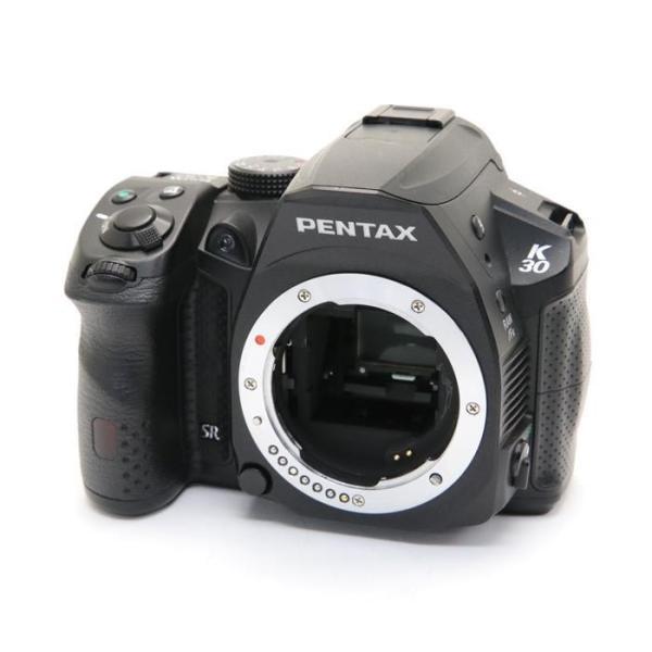 PENTAX(ペンタックス) K-30 ボディ ブラックの画像