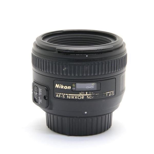 《並品》Nikon AF-S NIKKOR 50mm F1.4 G