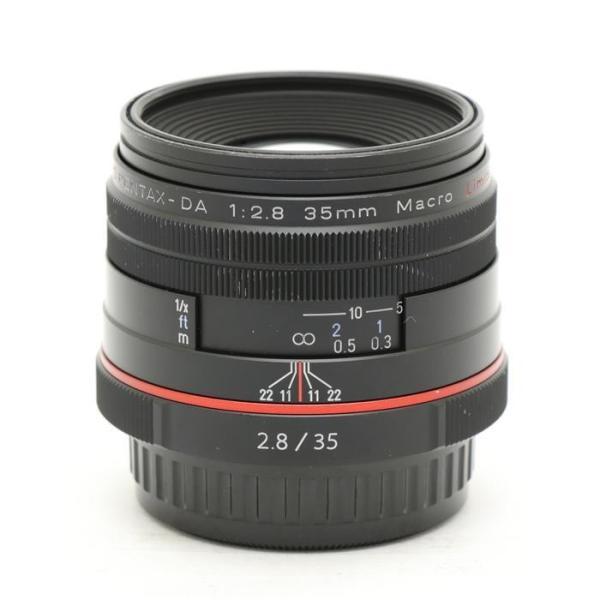 PENTAX(ペンタックス) HD DA35mm F2.8 Macro Limited ブラックの画像