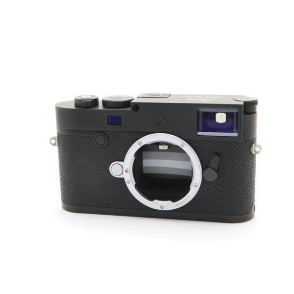 ライカ M10-P ブラッククローム ボディの画像