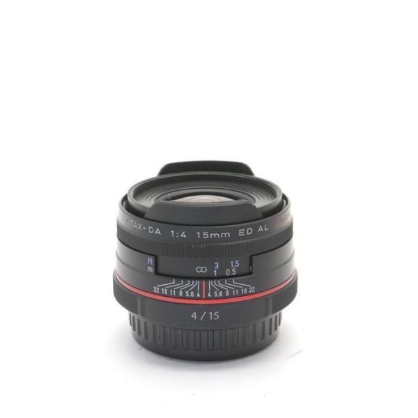 PENTAX(ペンタックス) HD DA15mm F4 ED AL Limited ブラックの画像