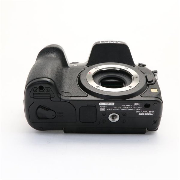 《美品》Panasonic LUMIX DMC-GH3 ボディ