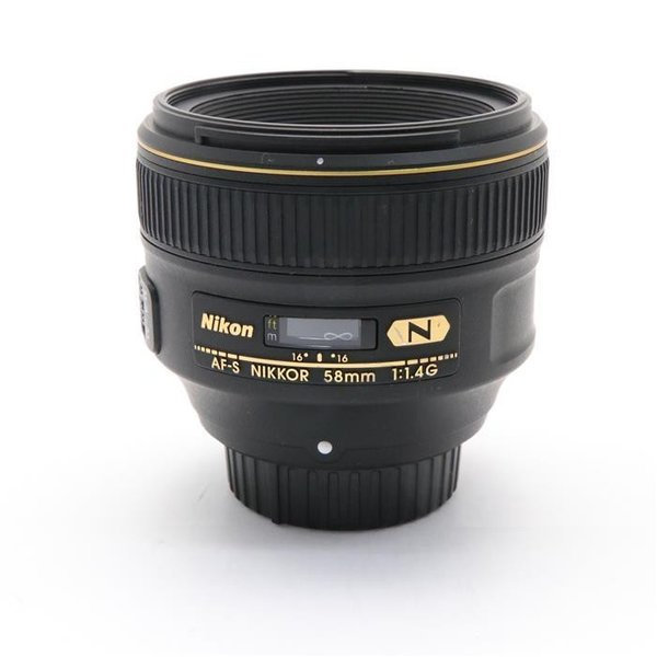 《良品》Nikon AF-S NIKKOR 58mm F1.4G