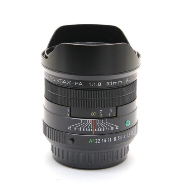 《良品》PENTAX FA31mm F1.8 AL Limited
