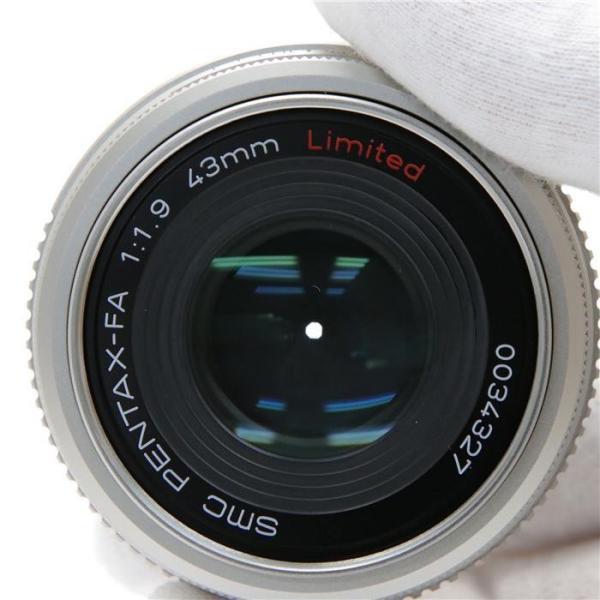 《美品》PENTAX FA43mm F1.9 Limited シルバー