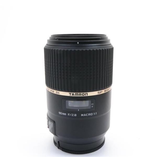 《美品》TAMRON SP 90mm F2.8 Di MACRO 1:1 USD/Model F004S(ソニー用)|ymapcamera