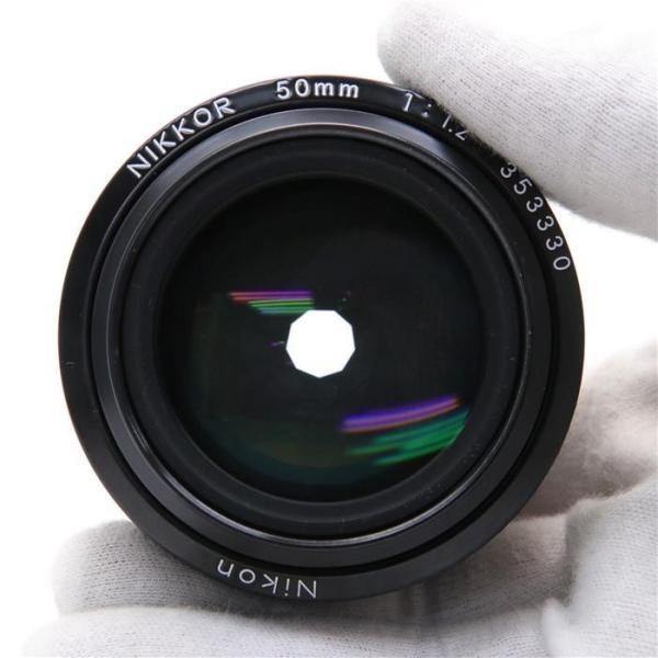 《美品》Nikon Ai Nikkor 50mm F1.2S