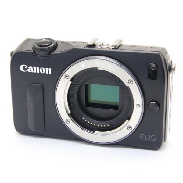 Canon(キヤノン) EOS M ボディ ブラックの画像
