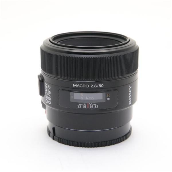 SONY(ソニー) 50mm F2.8マクロの画像
