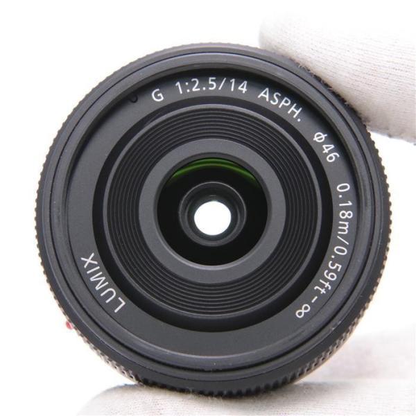 《良品》Panasonic LUMIX G 14mm F2.5 ASPH.