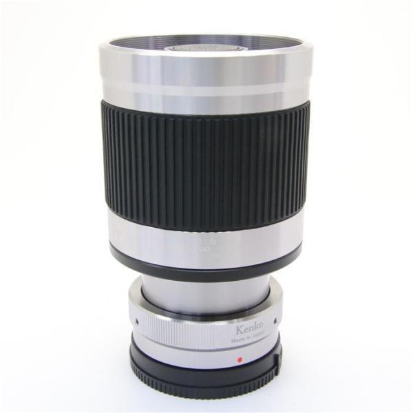 Kenko(ケンコー) ミラーレンズ 400mm F8 フード付き(ソニーE用)の画像