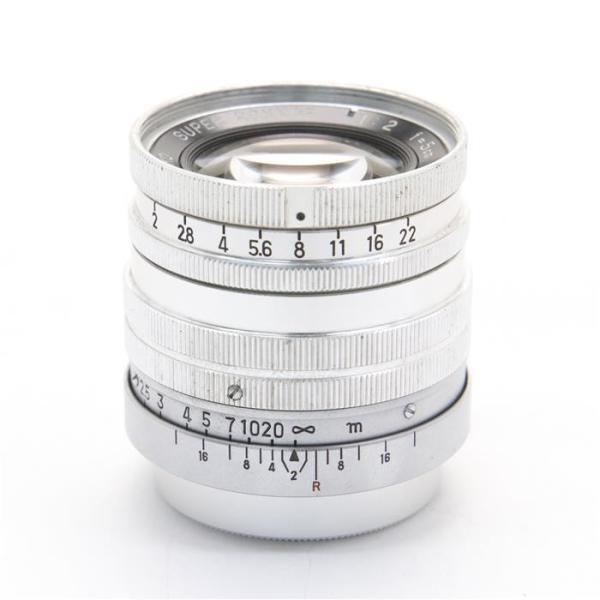 《難有品》MINOLTA SUPER ROKKOR (L) 50mm F2