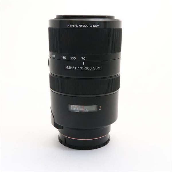 《良品》SONY 70-300mm F4.5-5.6G SSM