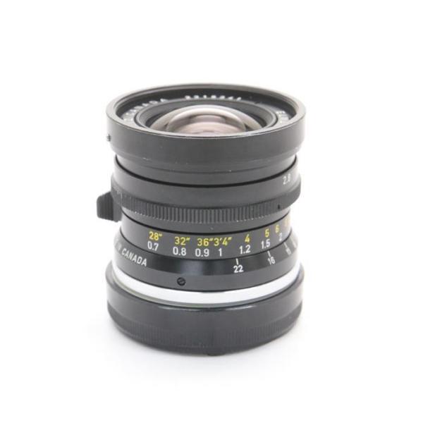 《良品》Leica エルマリート M28mm F2.8 (E48・レトロタイプ・無限遠ロック有) ※2nd