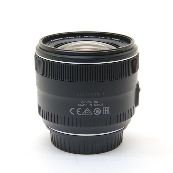 《新同品》Canon EF35mm F2 IS USM