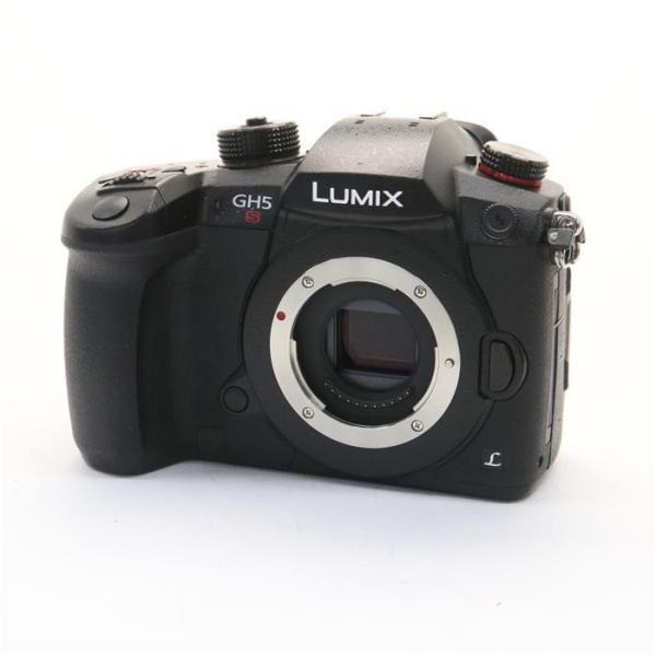 パナソニック LUMIX DC-GH5S-K ボディ ブラックの画像