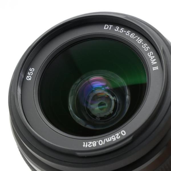 《良品》SONY DT 18-55mm F3.5-5.6 SAM II SAL18552