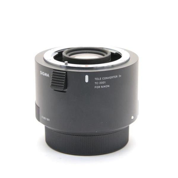 《良品》SIGMA テレコンバーター TC-2001 (ニコン用)
