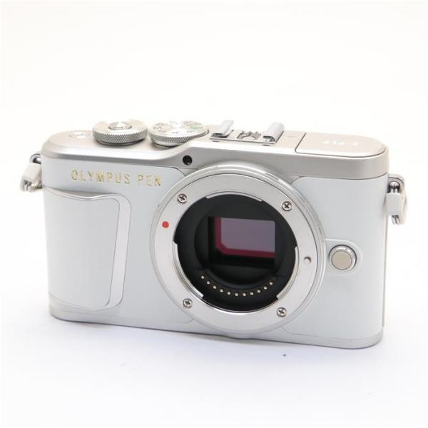 オリンパス PEN E-PL9 ボディ ホワイトの画像