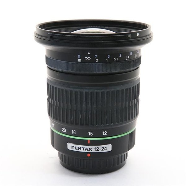 《並品》PENTAX DA 12-24mm F4 ED AL(IF)