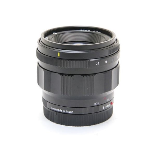 《美品》Voigtlander NOKTON 40mm F1.2 Aspherical E-mount (ソニーE用/フルサイズ対応