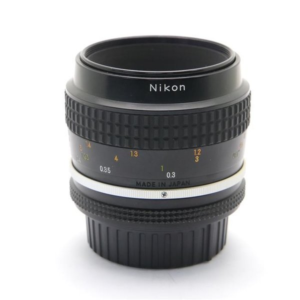 《難有品》Nikon New Nikkor 55mm F3.5 Micro