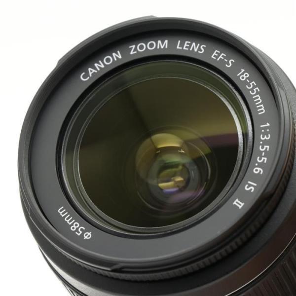 《美品》Canon EF-S18-55mm F3.5-5.6 IS II