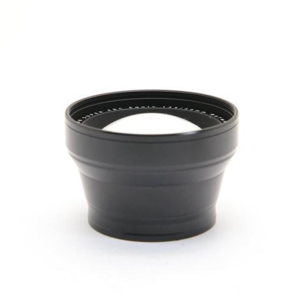FUJIFILM(フジフィルム) テレコンバージョンレンズ TCL-X100B ブラックの画像