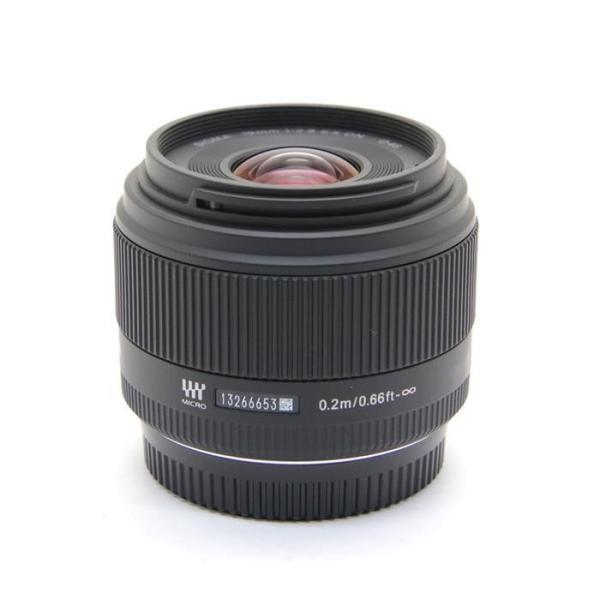 《良品》SIGMA A 19mm F2.8 DN (マイクロフォーサーズ用)