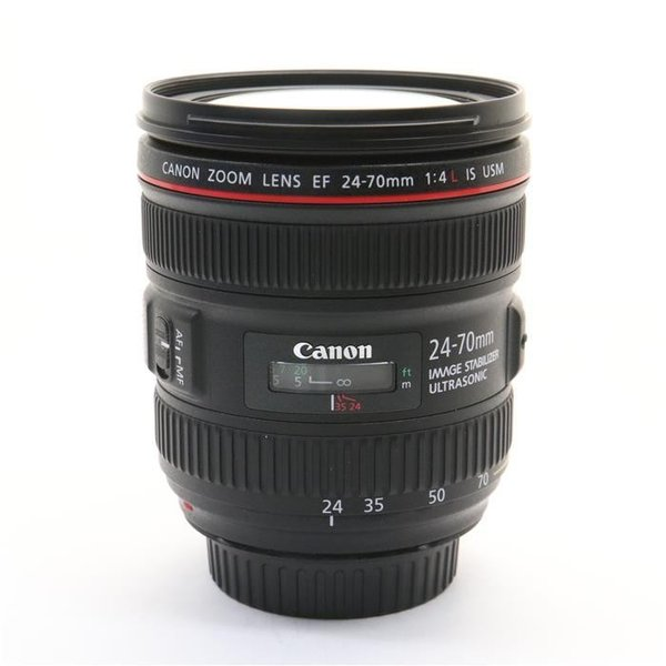 《美品》Canon EF24-70mm F4L IS USM