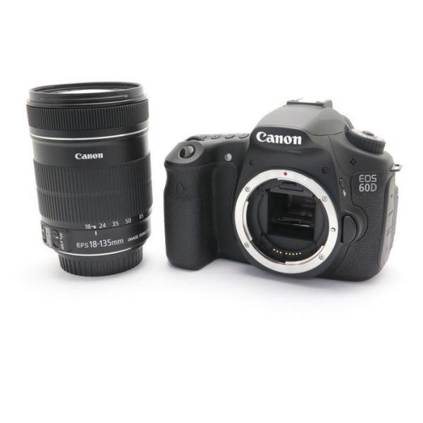 《美品》Canon EOS 60D EF-S18-135 IS レンズキット