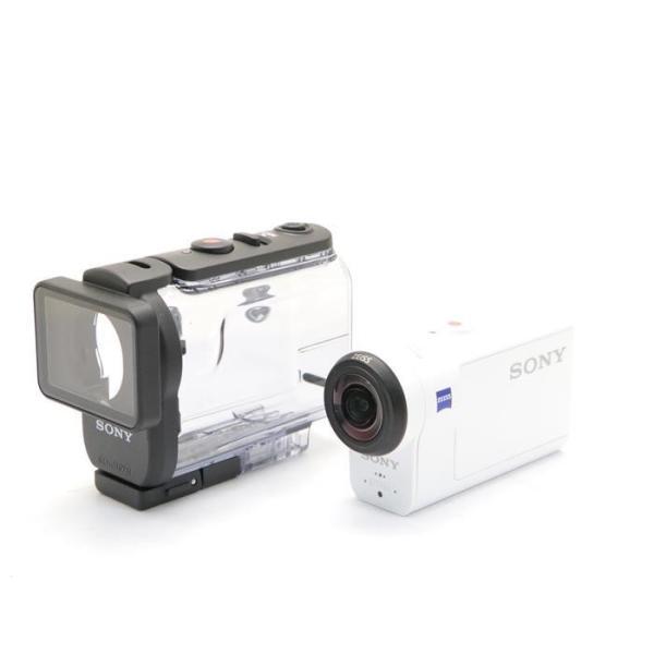 SONY(ソニー) デジタルHDビデオカメラレコーダー アクションカム HDR-AS300の画像