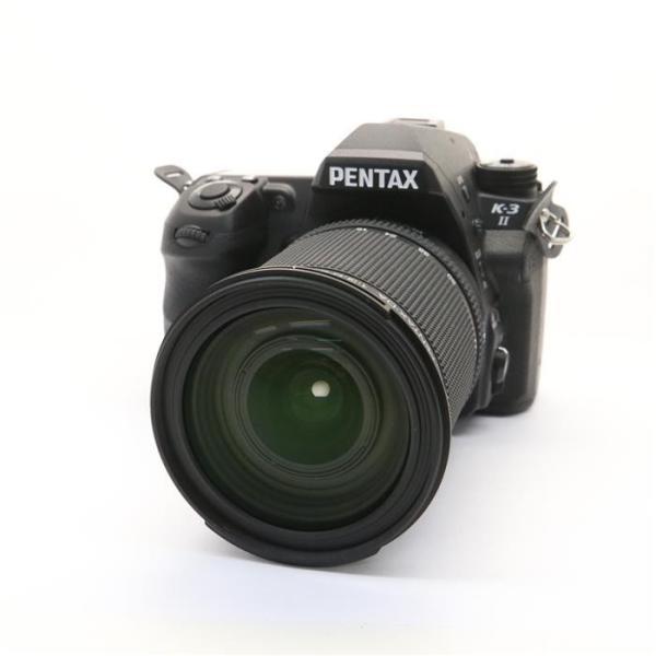 《美品》PENTAX K-3 II 16-85 WR レンズキット