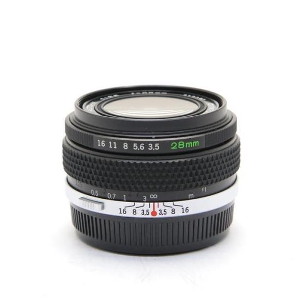 OLYMPUS(オリンパス) OM 28mm F3.5の画像