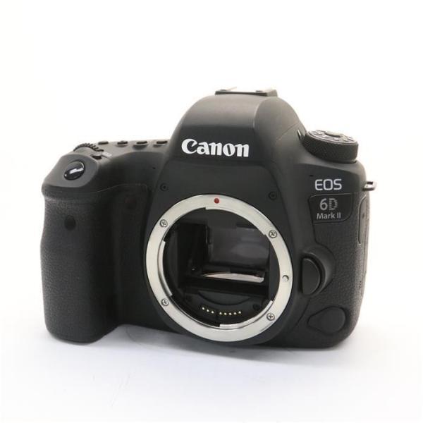 《良品》Canon EOS 6D Mark II ボディ
