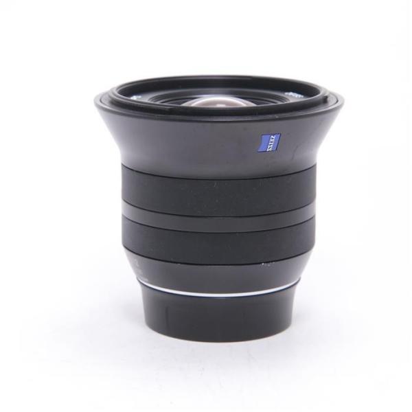 《並品》Carl Zeiss Touit 12mm F2.8(フジフイルムX用)