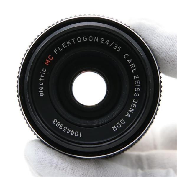 《並品》ZEISS electric MC Flektogon 35mm F2.4 (M42)