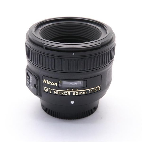 《美品》Nikon AF-S NIKKOR 50mm F1.8G